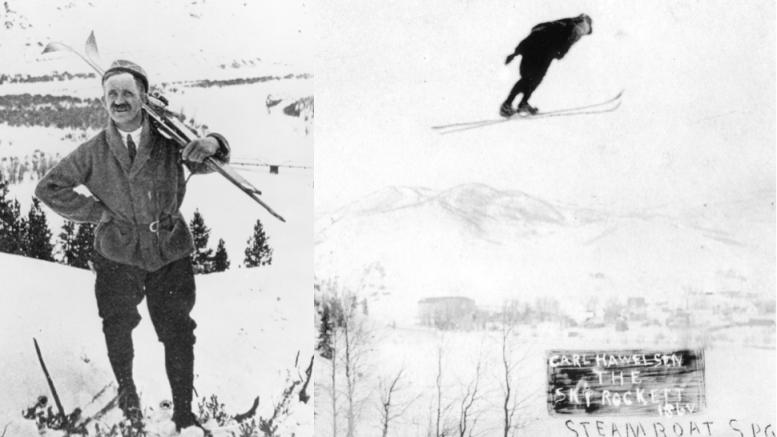 """Carl Howelsen """"The Flying Norwegian"""""""