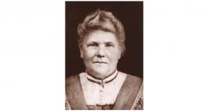Foto: Ida Louisa Williamsdatter fra Flekkefjord ble en aktiv kvinne på New Zealand.